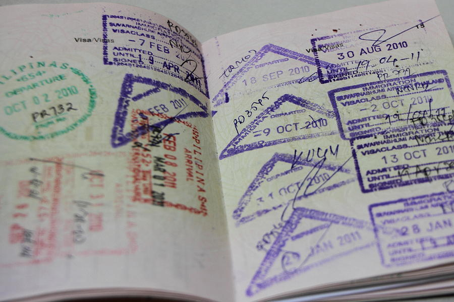 passport stamps winston loh